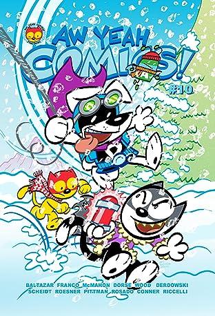 Aw Yeah Comics! #10