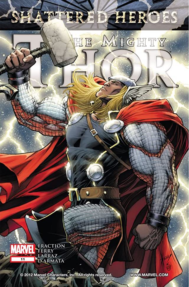 The Mighty Thor (2011-2012) #11