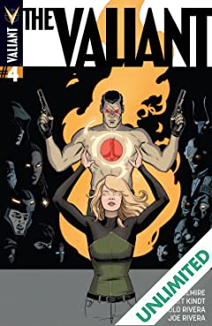 The Valiant #4 (of 4): Digital Exclusives Edition