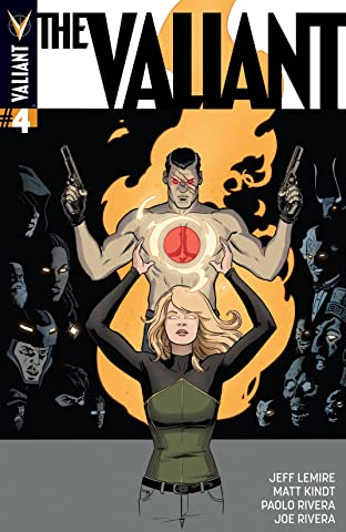 The Valiant No.4 (sur 4): Digital Exclusives Edition