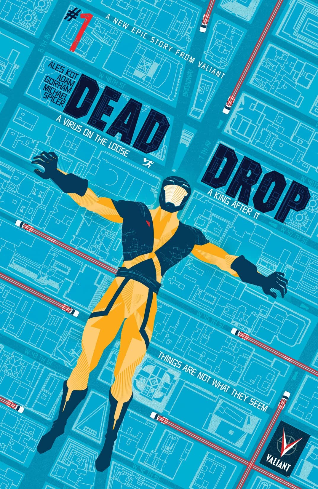 Dead Drop #1 (of 4): Digital Exclusives Edition