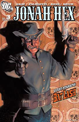 Jonah Hex (2006-2011) No.3