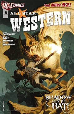 All Star Western (2011-2014) No.6