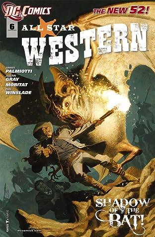 All Star Western (2011-2014) #6