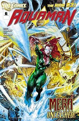 Aquaman (2011-2016) No.6