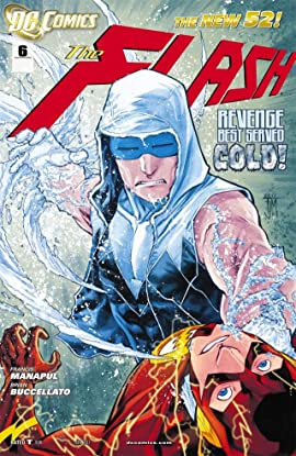 The Flash (2011-2016) #6
