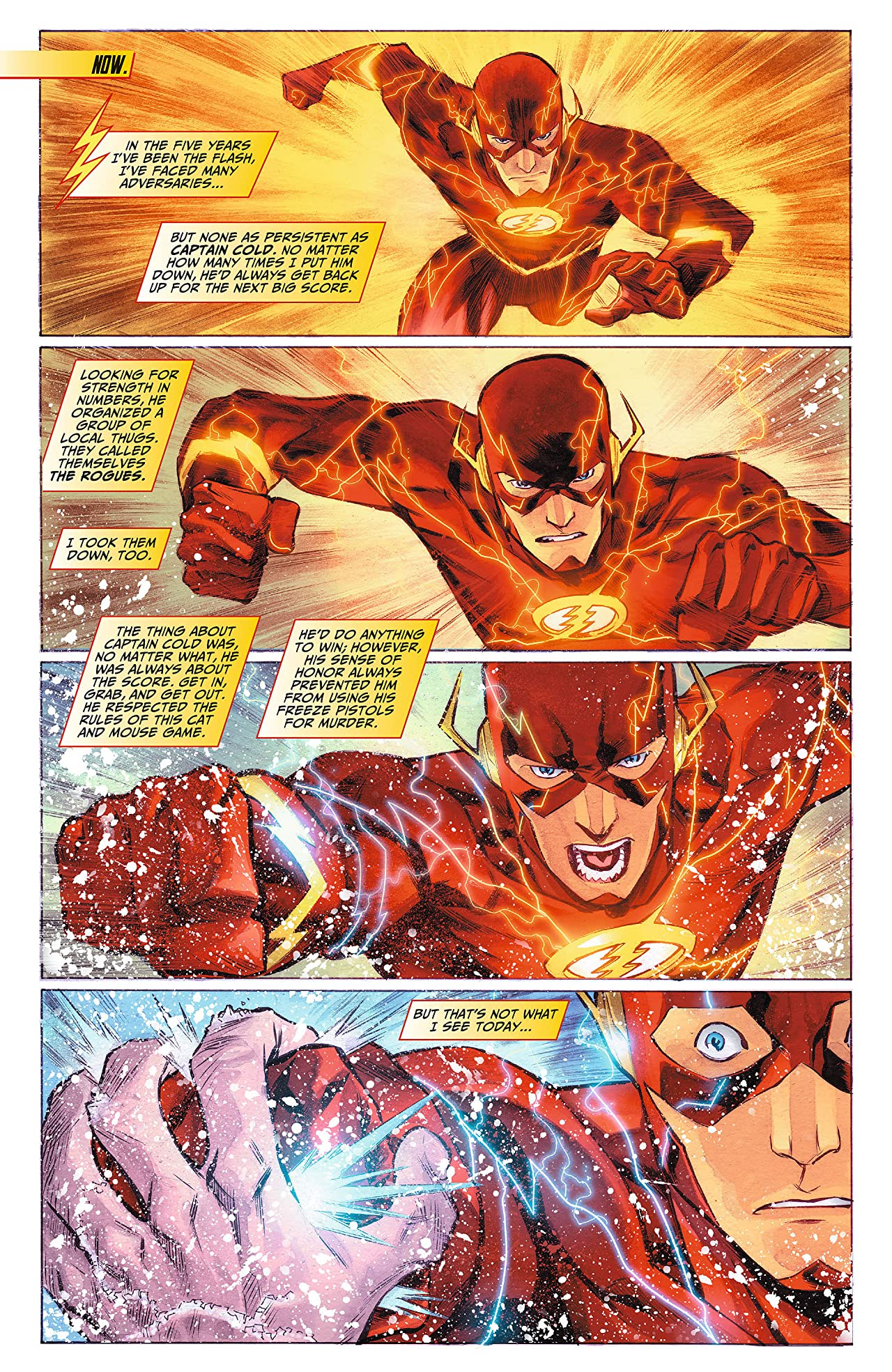 The Flash (2011-2016) #6