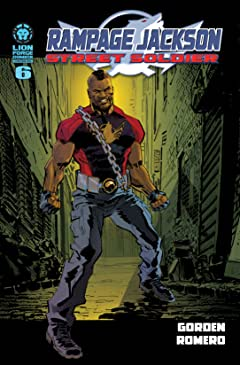 Rampage Jackson: Street Soldier #6
