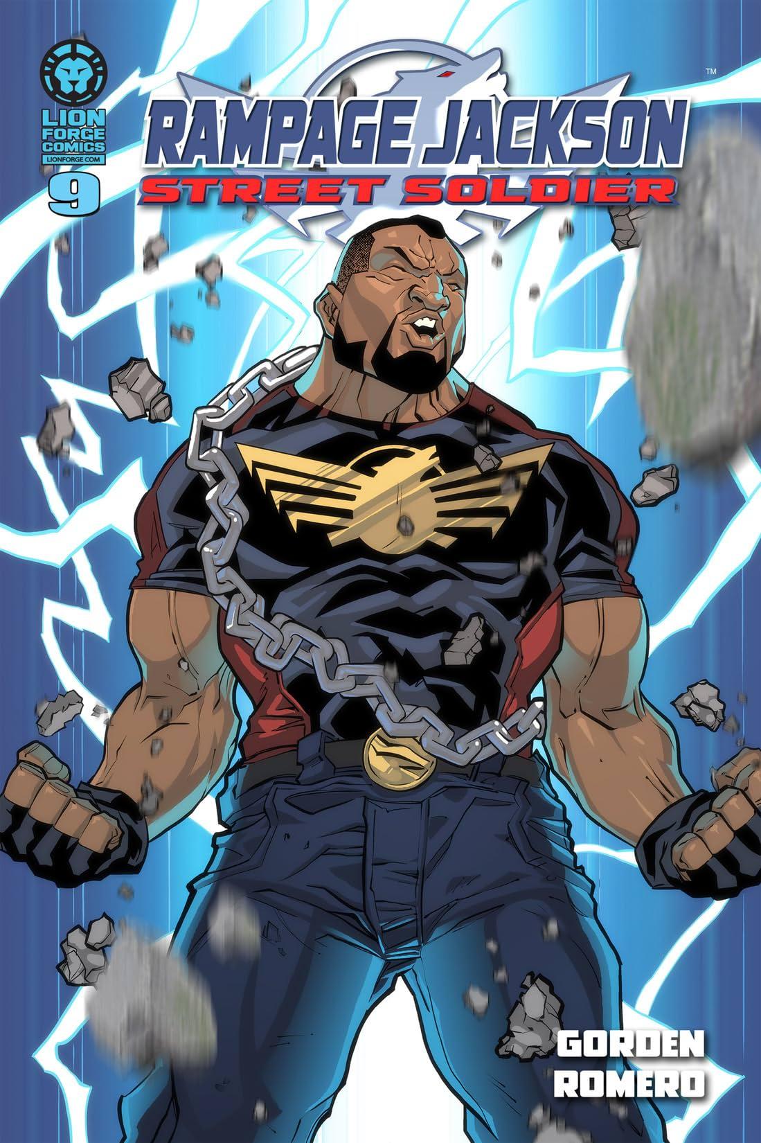 Rampage Jackson: Street Soldier #9