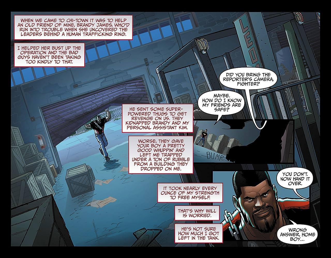 Rampage Jackson: Street Soldier #10