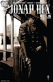 Jonah Hex (2006-2011) #5