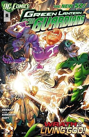 Green Lantern: New Guardians (2011-2015) #6