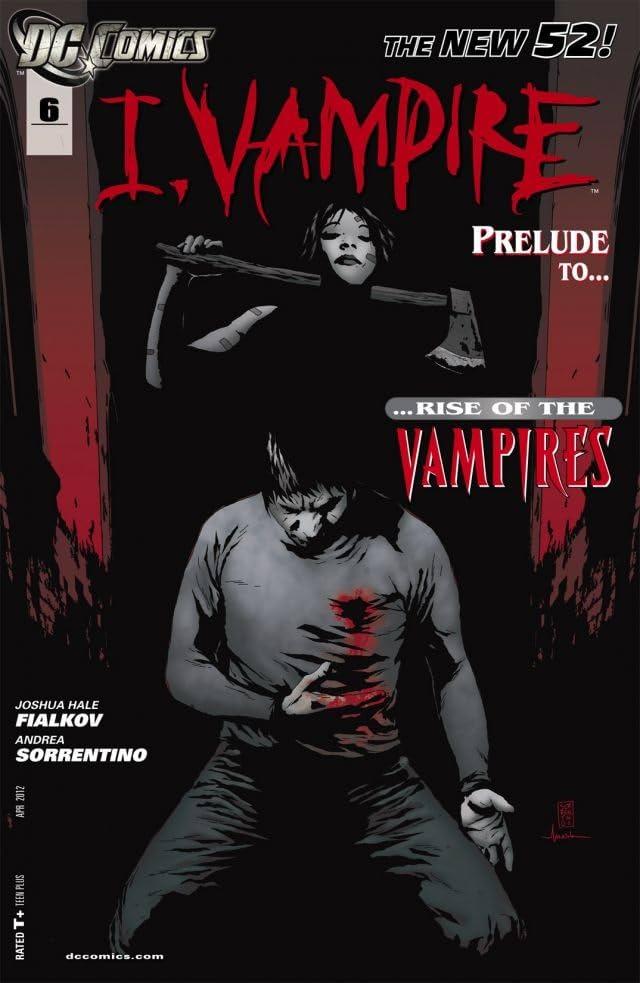 I, Vampire (2011-2013) #6