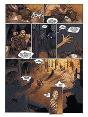Le Manoir des murmures Vol. 2: Demian