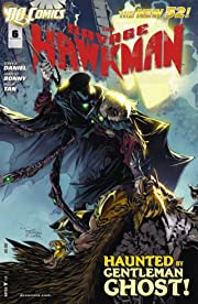 The Savage Hawkman (2011-2013) #6