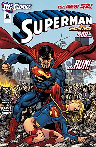 Superman (2011-2016) No.6