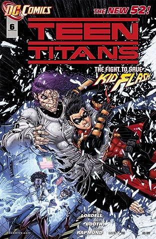 Teen Titans (2011-2014) #6
