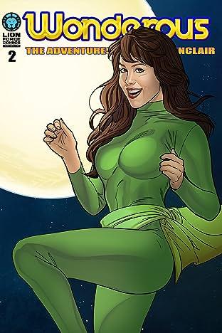 Wonderous: The Adventures of Claire Sinclair #2