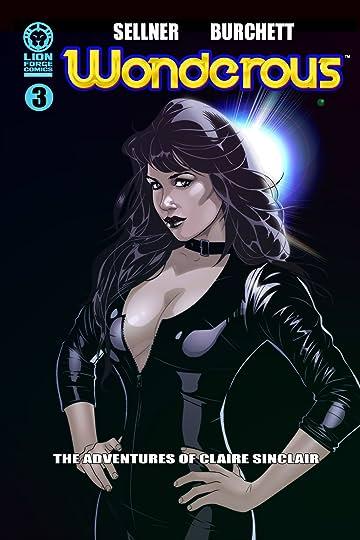 Wonderous: The Adventures of Claire Sinclair #3