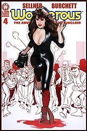 Wonderous: The Adventures of Claire Sinclair #4