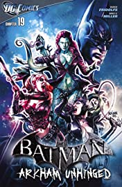 Batman: Arkham Unhinged #19