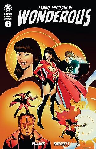 Wonderous: The Adventures of Claire Sinclair #6