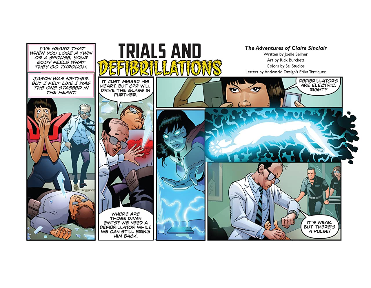 Wonderous: The Adventures of Claire Sinclair #7