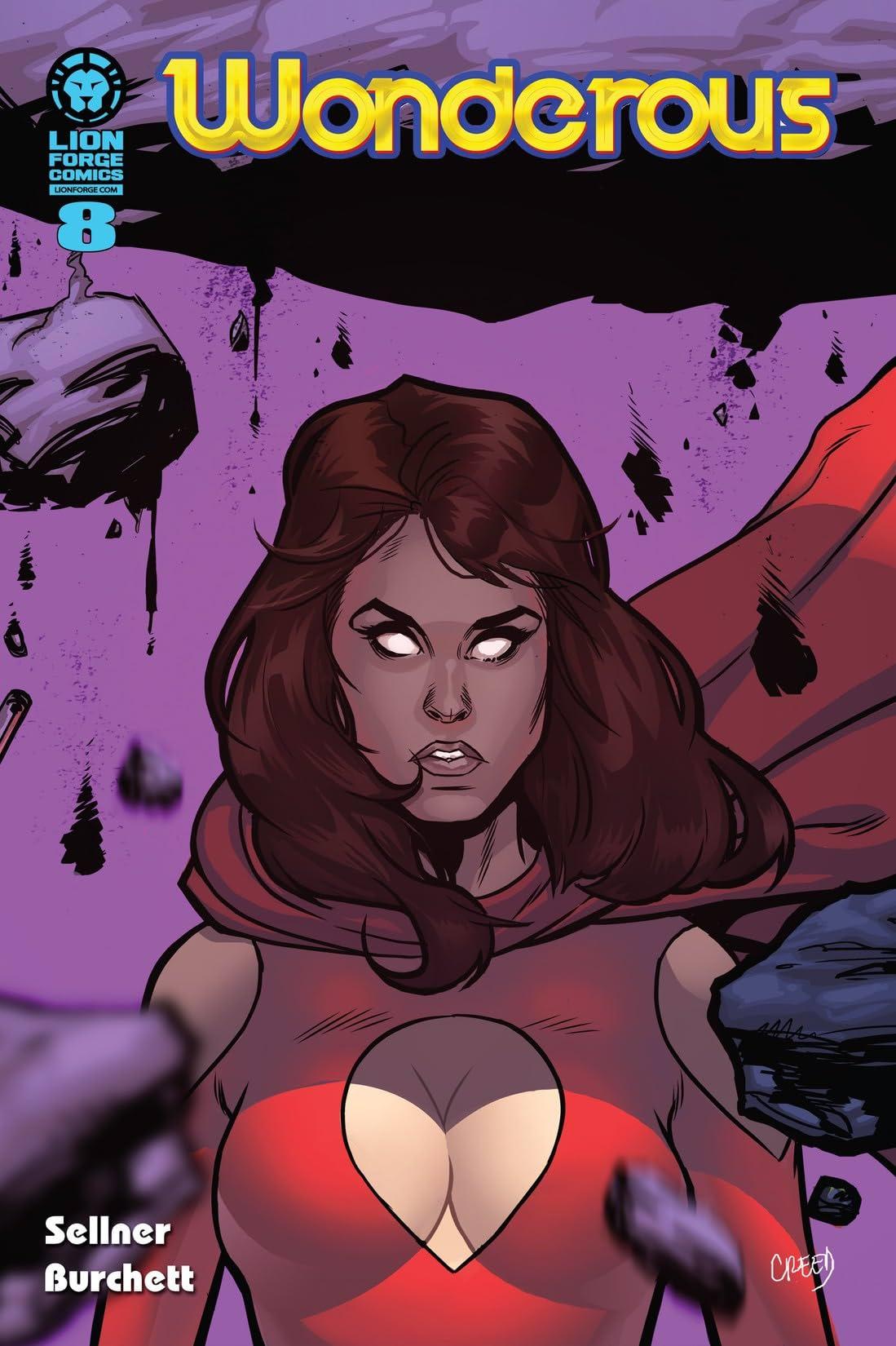 Wonderous: The Adventures of Claire Sinclair #8