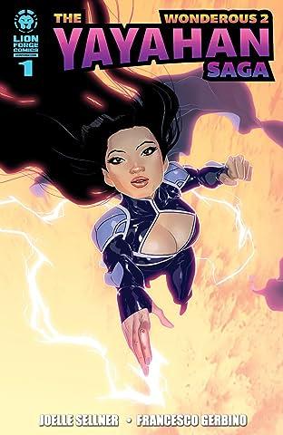 Wonderous 2: The Yaya Han Saga #1