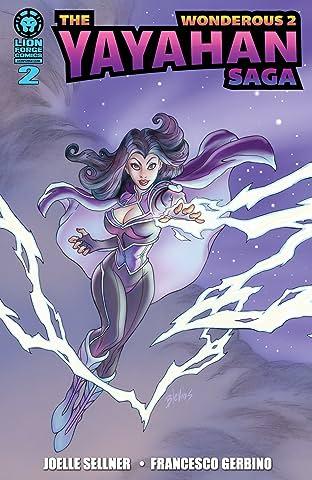 Wonderous 2: The Yaya Han Saga #2