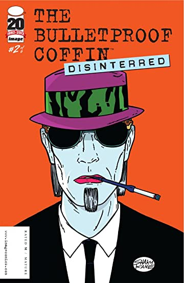 The Bulletproof Coffin: Disinterred #2 (of 6)
