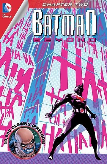 Batman Beyond (2012-2013) #2