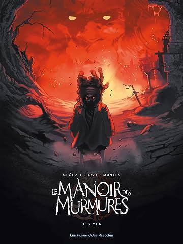 Le Manoir des murmures Vol. 3: Simon