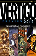 Vertigo Preview: 2012