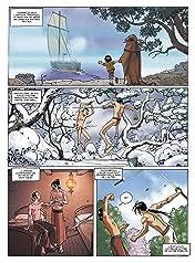 Le Jour des magiciens Vol. 4: Tanaka