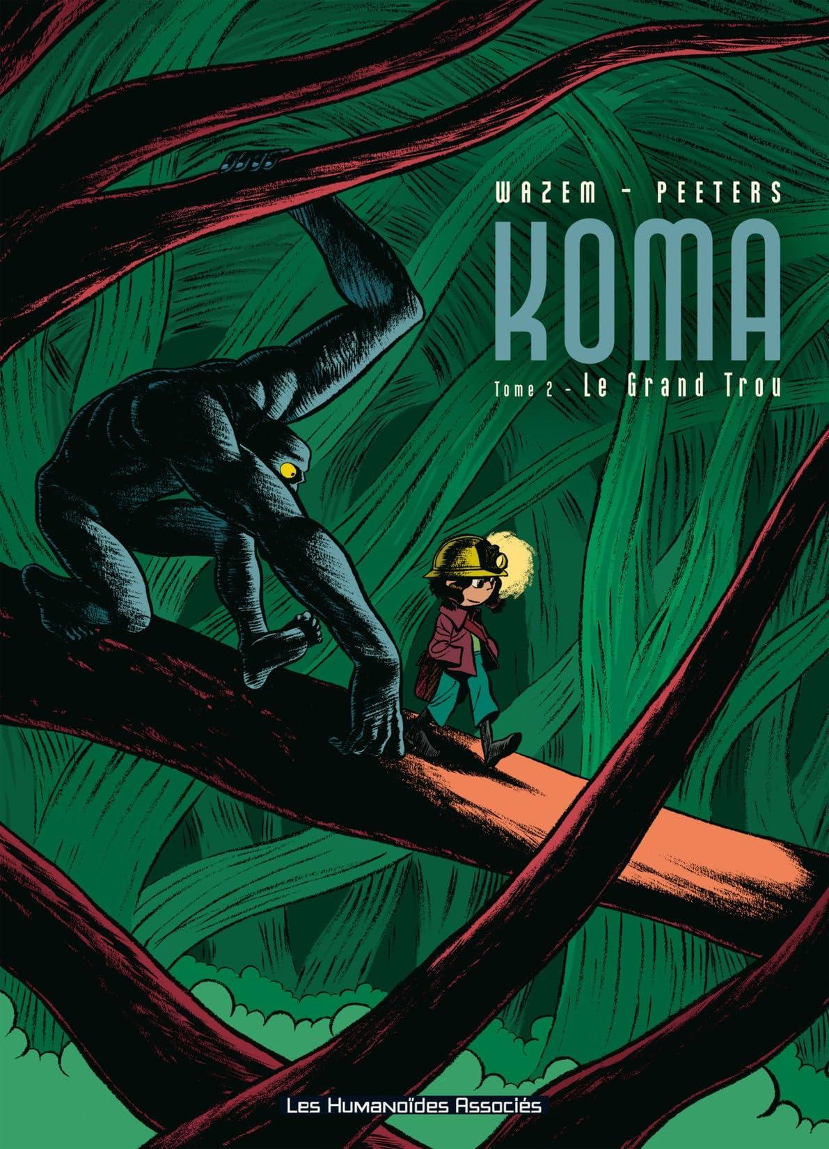 Koma Vol. 2: Le Grand Trou
