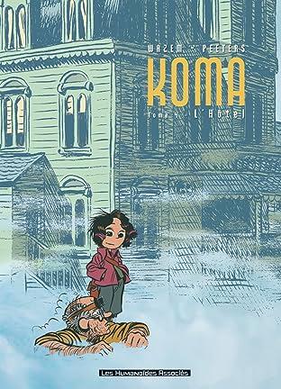 Koma Tome 4: L'Hôtel