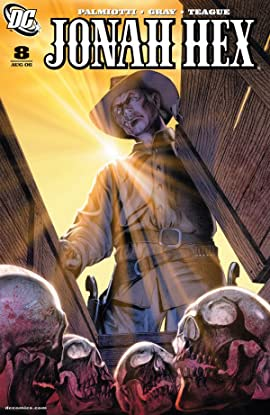 Jonah Hex (2006-2011) No.8