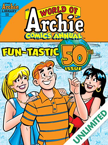 World of Archie Comics Double Digest #50