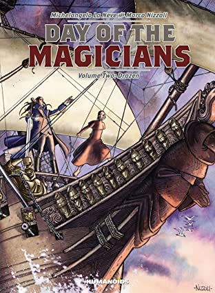 Day of the Magicians Tome 2: Drazen