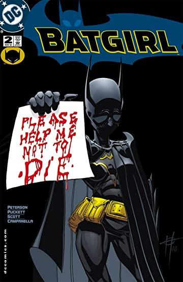 Batgirl (2000-2006) #2