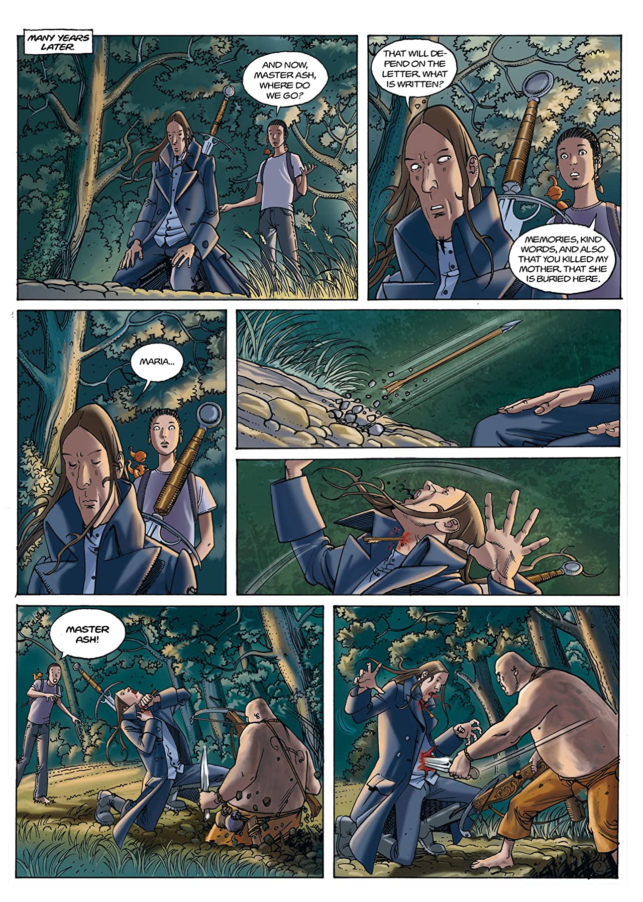 Day of the Magicians Tome 3: Lancaster