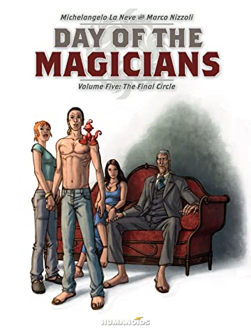 Day of the Magicians Vol. 5: The Final Circle