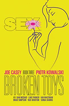 Sex Vol. 3: Broken Toys