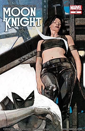 Moon Knight (2010-2012) #10