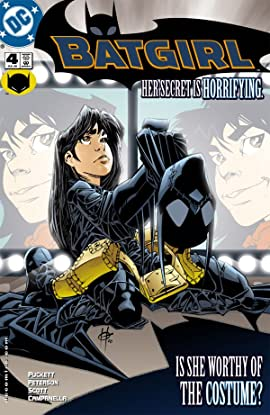 Batgirl (2000-2006) #4