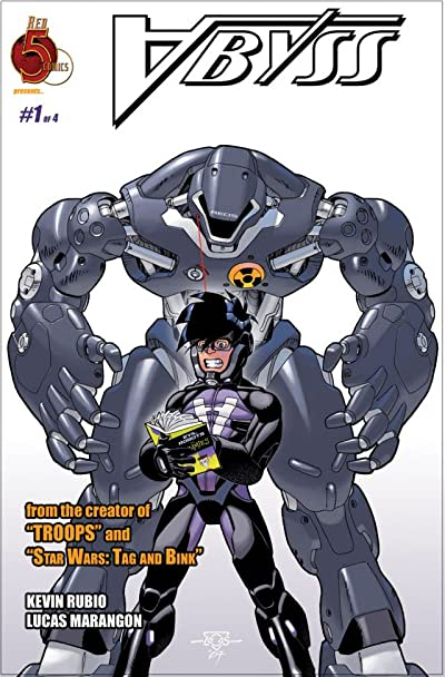 Abyss #1 (of 4)