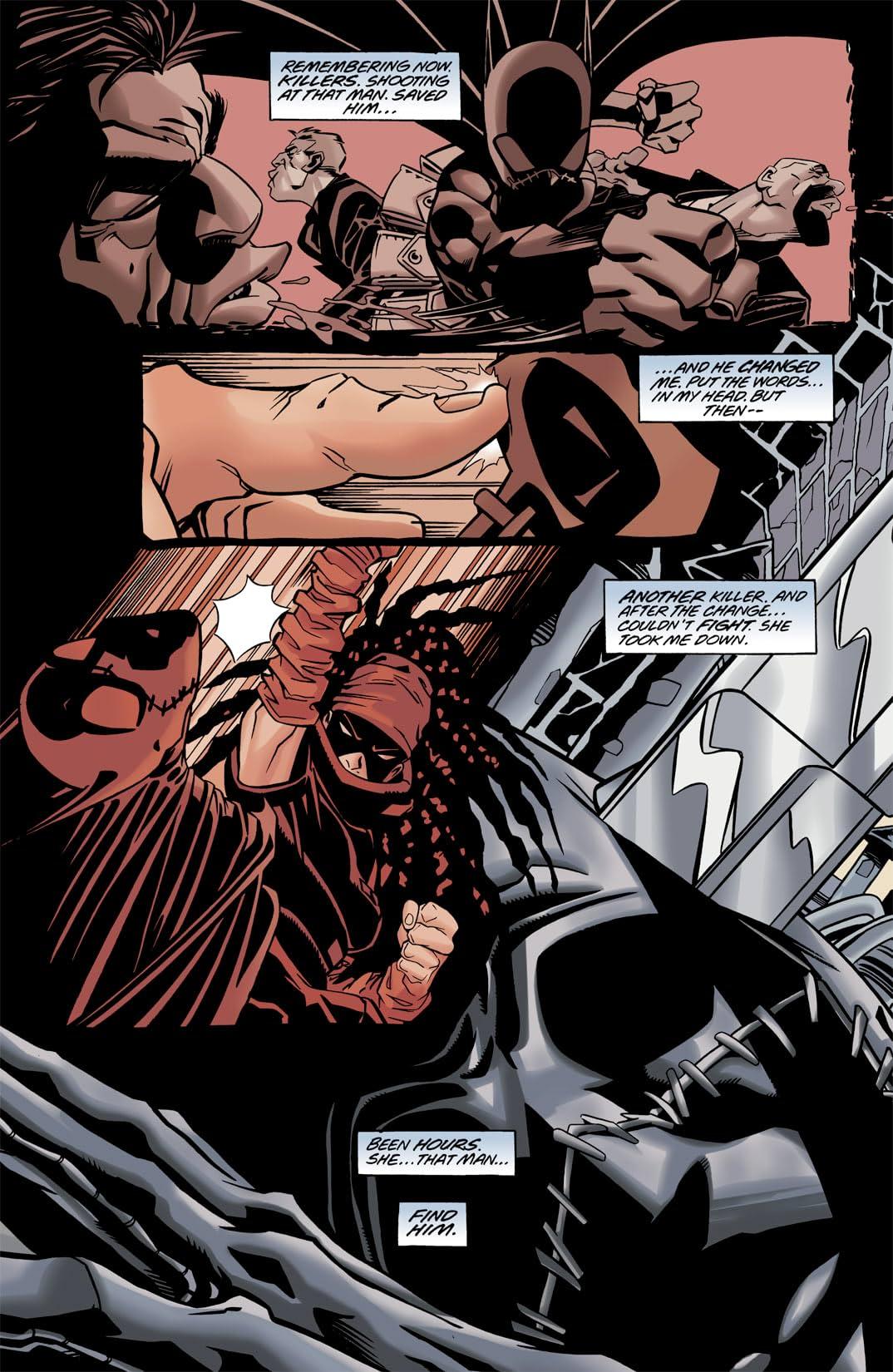 Batgirl (2000-2006) #5