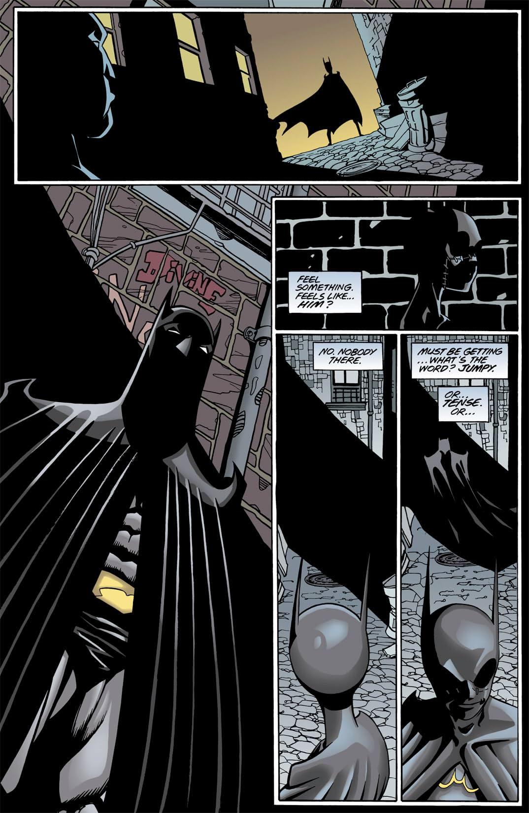 Batgirl (2000-2006) #6