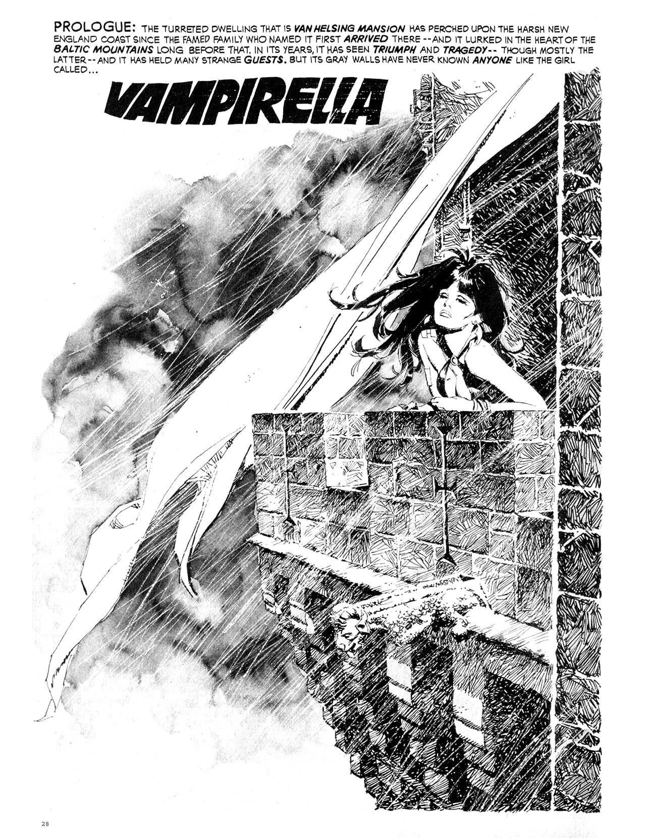 Vampirella (Magazine 1969-1983) #22